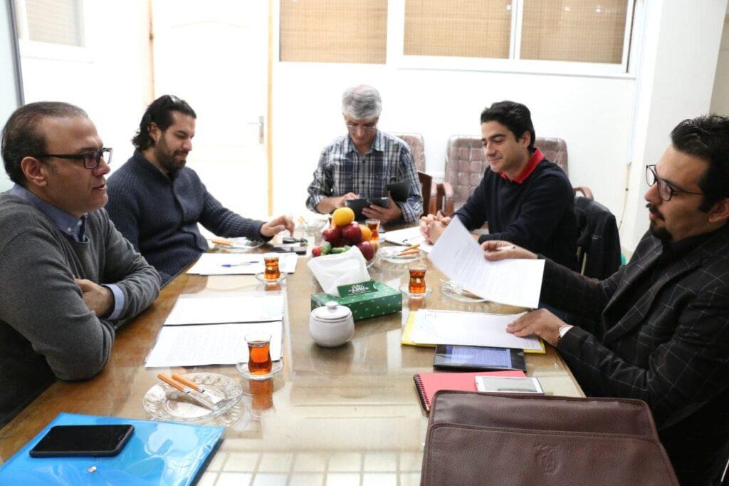 کاوه راد شورای مشورتی خانه موسیقی همایون شجریان علیرضا قربانی سهراب پورناظری